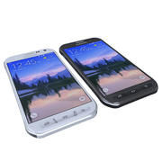 Samsung Galaxy S6 active(2) 3d model
