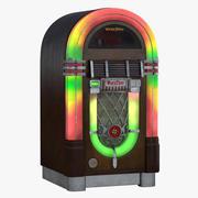 Jukebox 2 3D Model 3d model