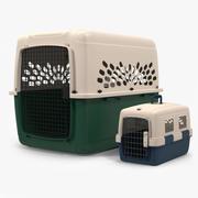 Pet Carriers 3D Models Collection 3d model