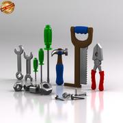 工具套装 3d model