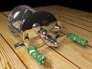 Pfluger Akron Reel 3d model