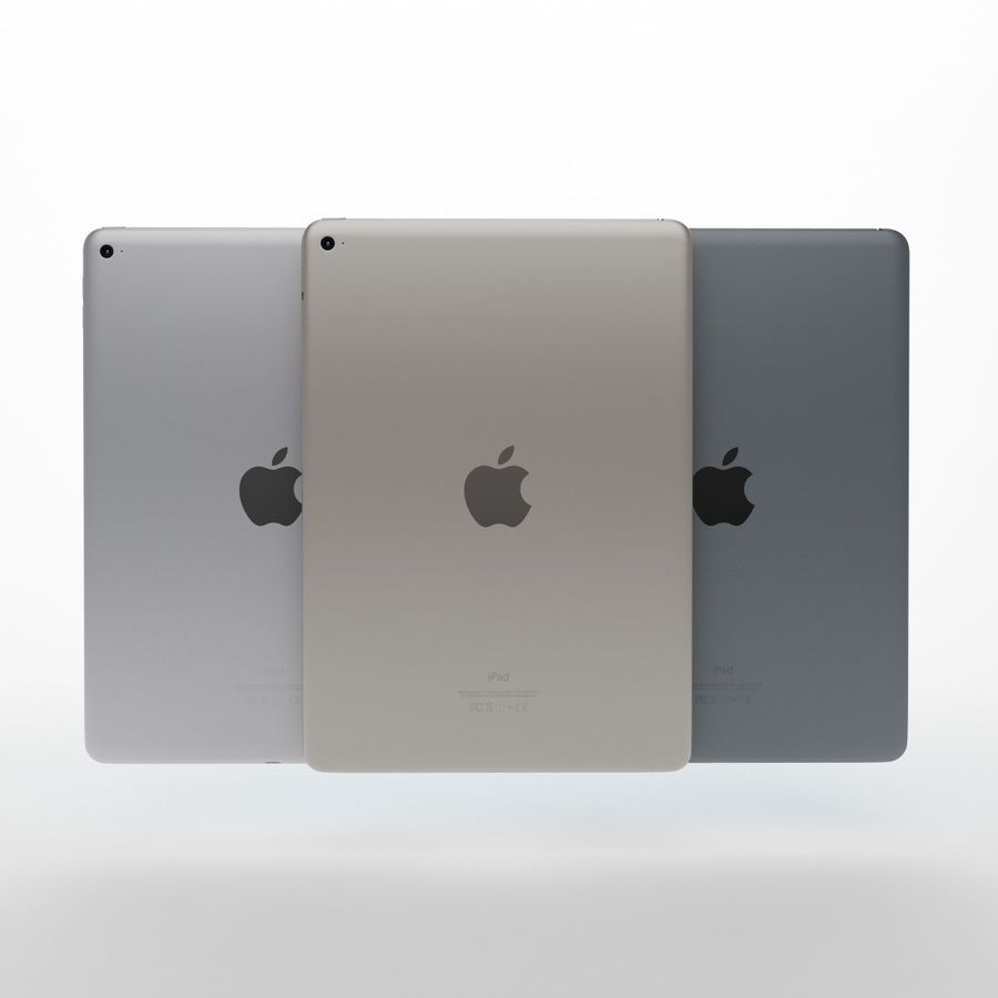Apple iPhone och Apple Ipad royalty-free 3d model - Preview no. 16