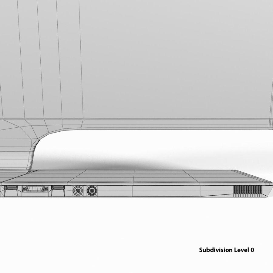 デスクトップコンピューター royalty-free 3d model - Preview no. 31