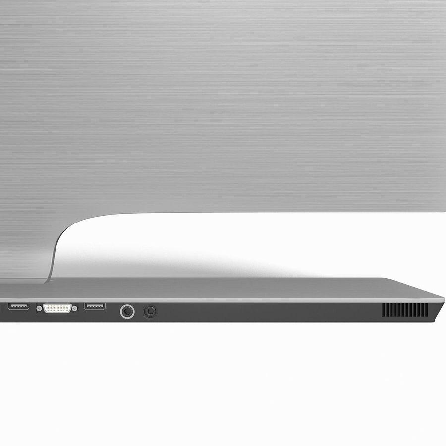 デスクトップコンピューター royalty-free 3d model - Preview no. 30