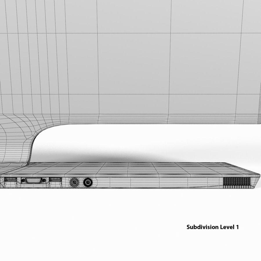 Desktop Computer royalty-free 3d model - Preview no. 32