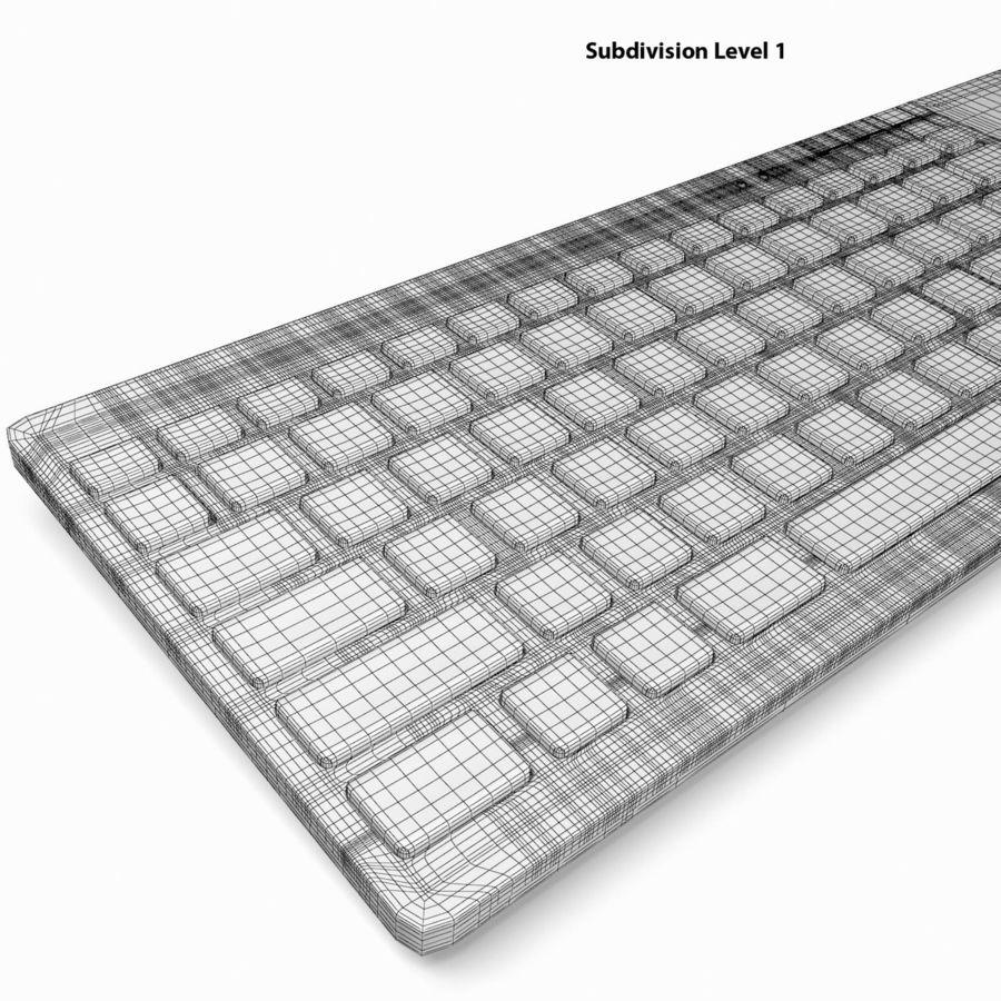 デスクトップコンピューター royalty-free 3d model - Preview no. 36