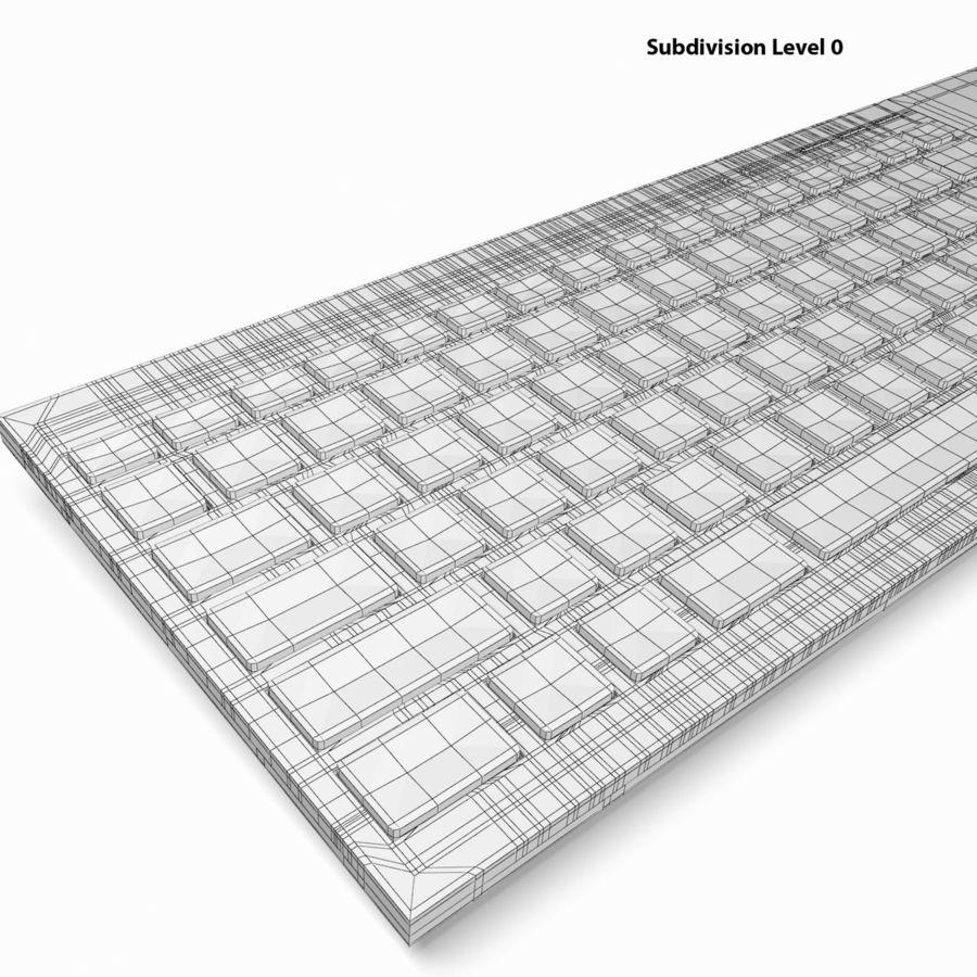 デスクトップコンピューター royalty-free 3d model - Preview no. 35