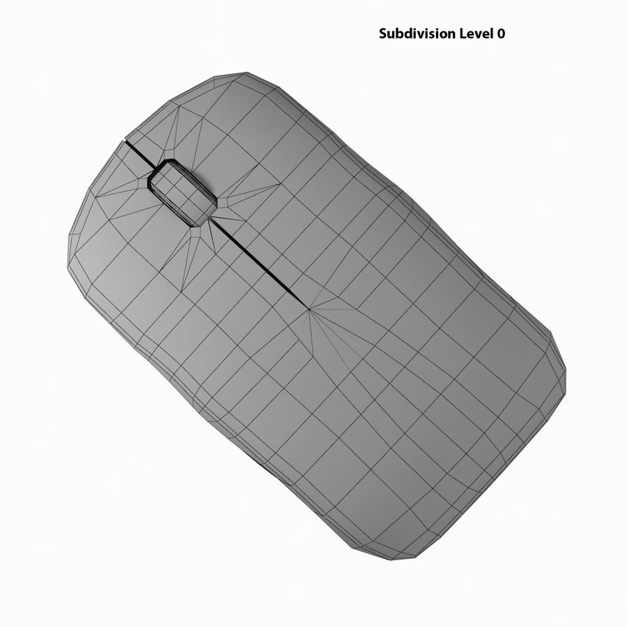 Desktop Computer royalty-free 3d model - Preview no. 44