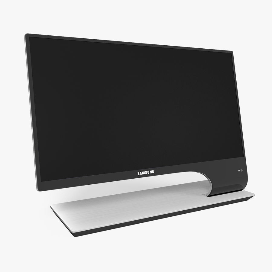 Desktop Computer royalty-free 3d model - Preview no. 27
