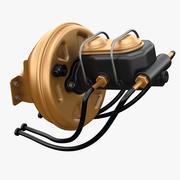 Master Cylinder 3d model