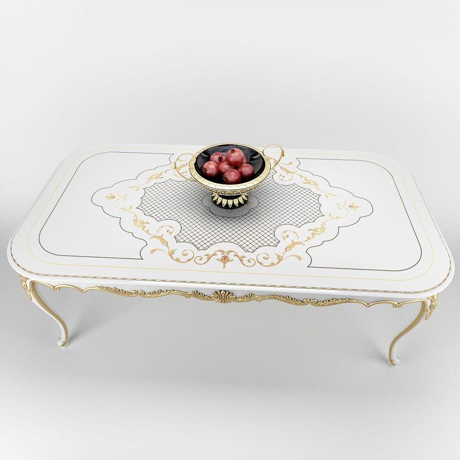 Luigi XV Venezia royalty-free 3d model - Preview no. 3