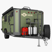ADAK Adventure Trailer 03 3d model