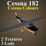 C182 CSA 3d model