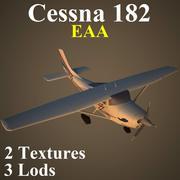 C182 EAA 3d model