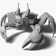 Ghost Crab High Poly 3d model