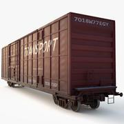 Trasporto merci 3d model