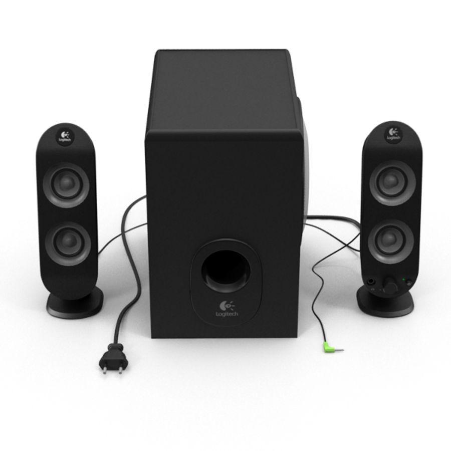 Sterowniki do głośników logitech x-230 download.
