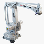 ABB IRB 460 Industrial robot 3d model