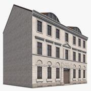 Berlin Residence Unter den Linden 30 (solo exterior) modelo 3d