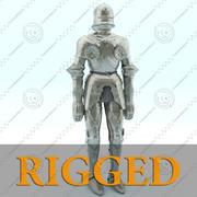 Riddare 3d model