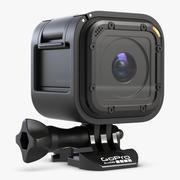 GoPro сессия с рамкой 3d model
