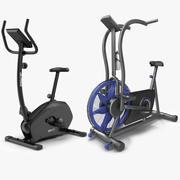 Motionscyklar 3D-modeller 3d model