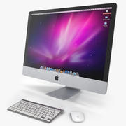 iMac with Retina 5K Display Collection 3d model