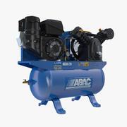 Air Compressor Abac 3d model