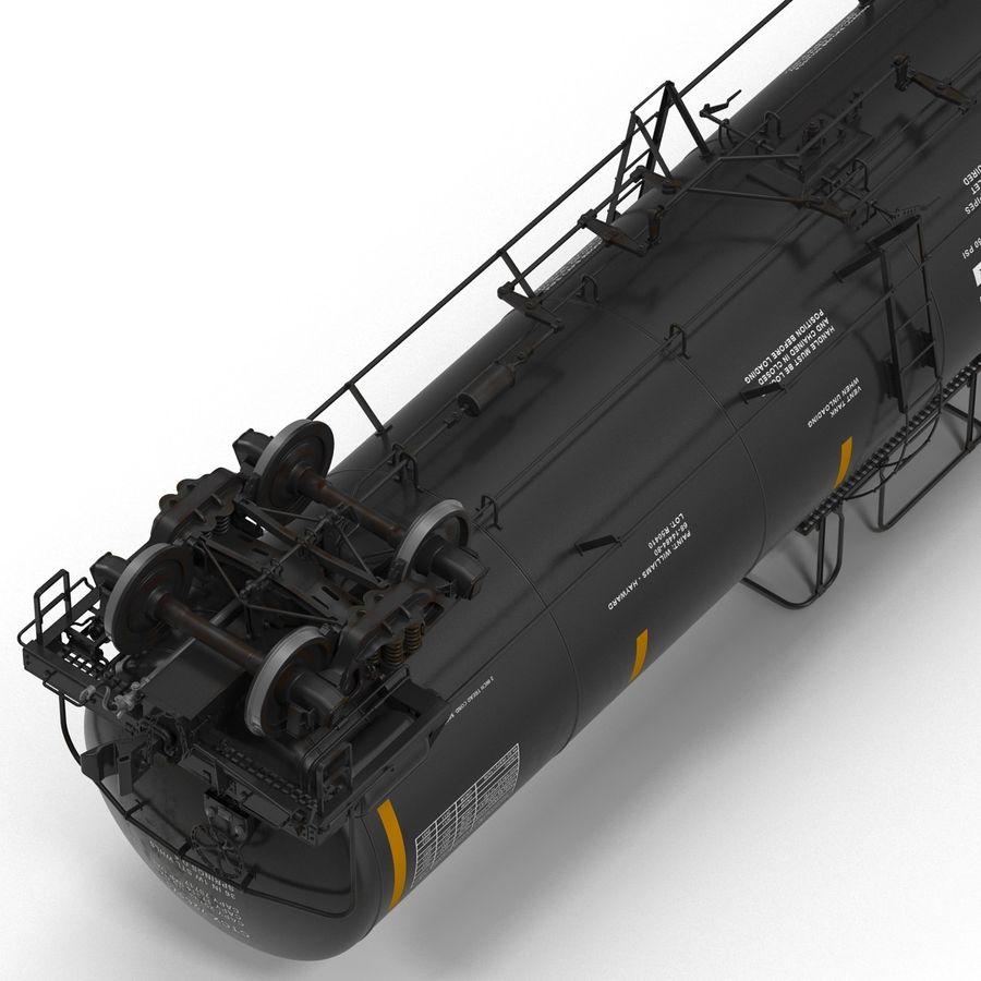 Vagão tanque royalty-free 3d model - Preview no. 29
