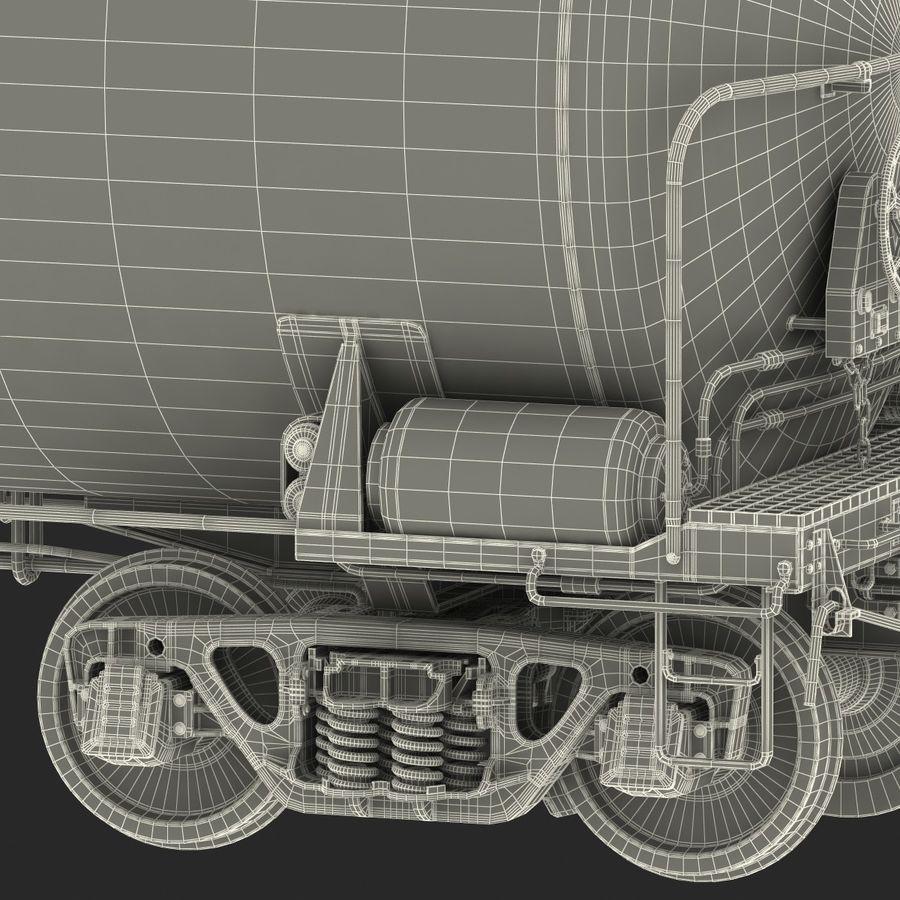 Vagão tanque royalty-free 3d model - Preview no. 46