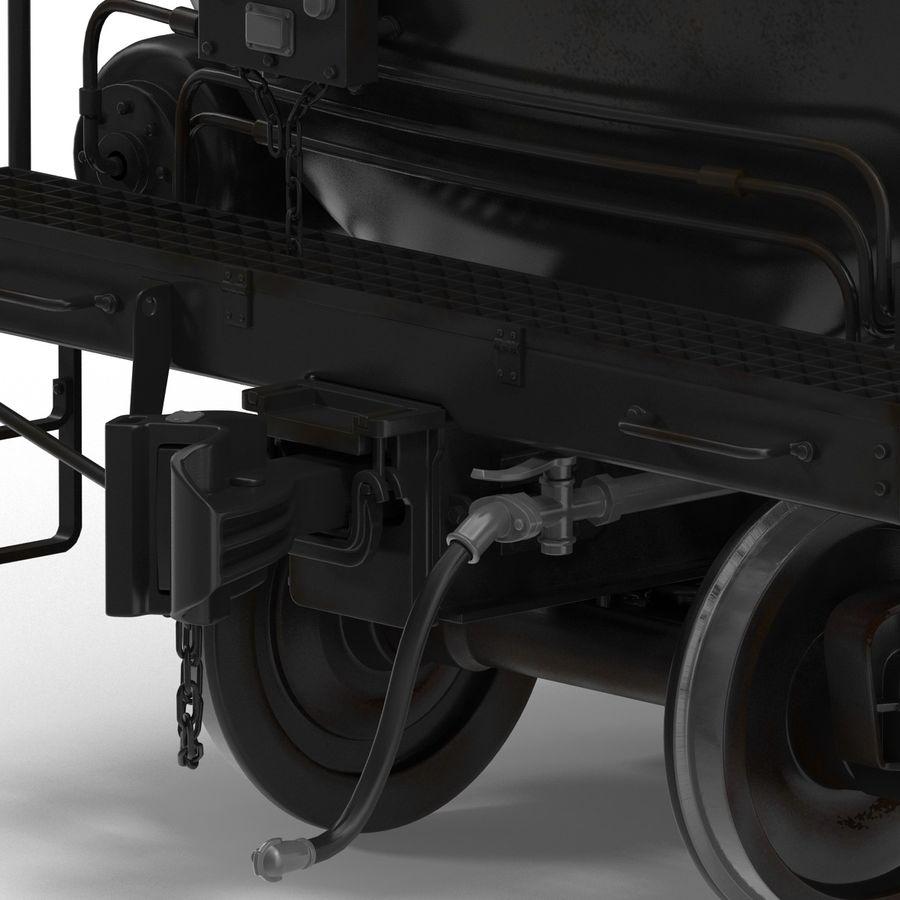 Vagão tanque royalty-free 3d model - Preview no. 18