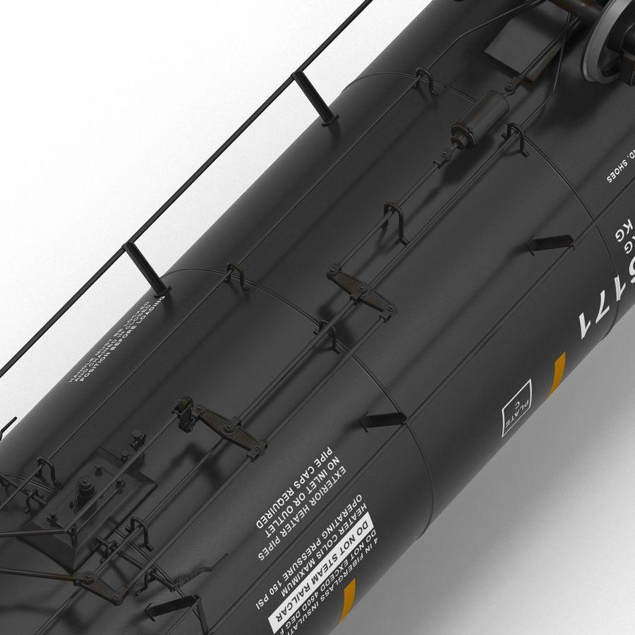 Vagão tanque royalty-free 3d model - Preview no. 31