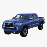 Toyota Tacoma 2016 3d model