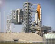 Launch Complex 39A 3d model