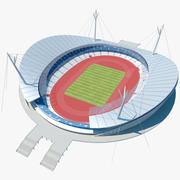 Stadium 03 3d model