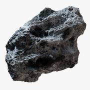 소행성 3d model