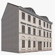 Berlin Residence Unter den Linden 30 (Интерьер / Экстерьер) 3d model