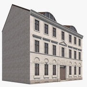 Berlin Residence Unter den Linden 30 (Interior / Exterior) modelo 3d