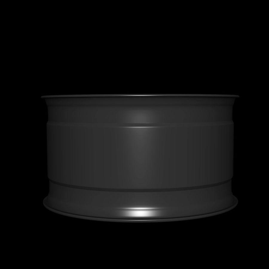 Wheels - Rim - APEX royalty-free 3d model - Preview no. 8