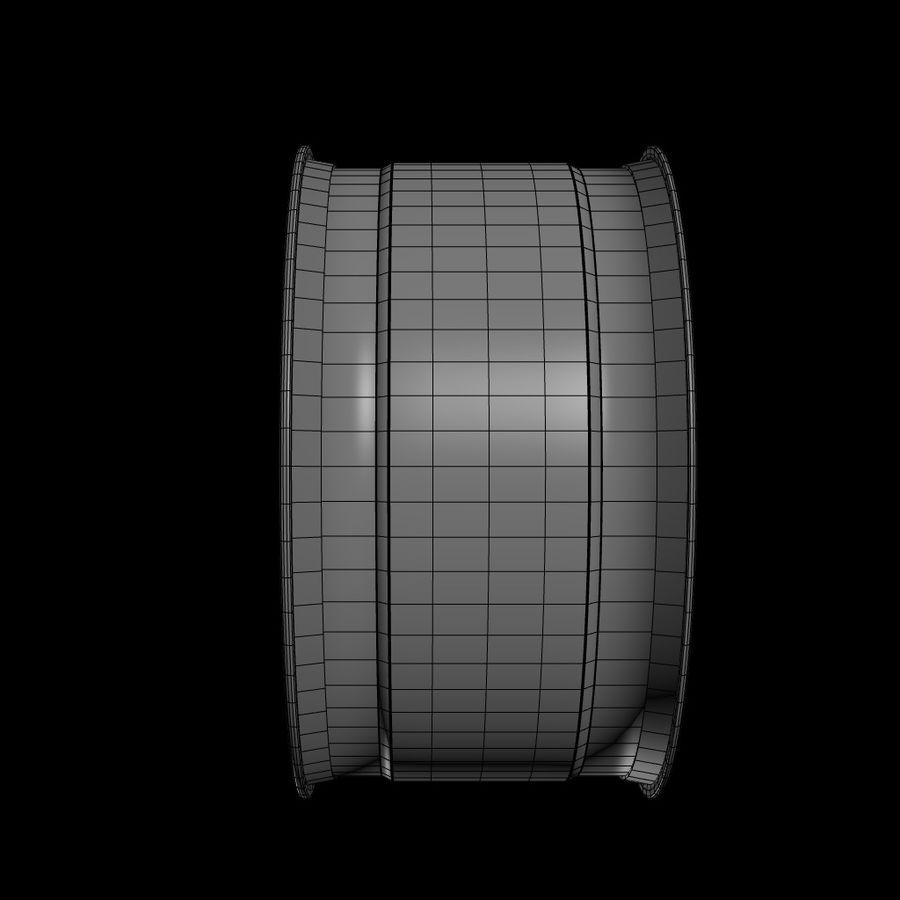 Wheels - Rim - APEX royalty-free 3d model - Preview no. 11