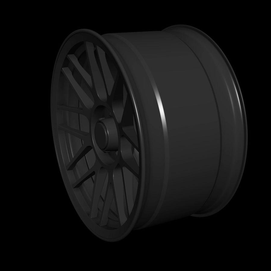 Wheels - Rim - APEX royalty-free 3d model - Preview no. 6