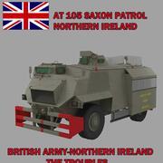 AT 105 Saxon Patrol 3d model