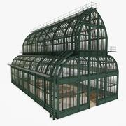 Glasshouse cathedrale 3d model