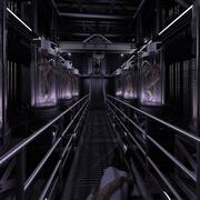 Genetiskt laboratorium 2 3d model