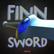 Finn Sword 3d model
