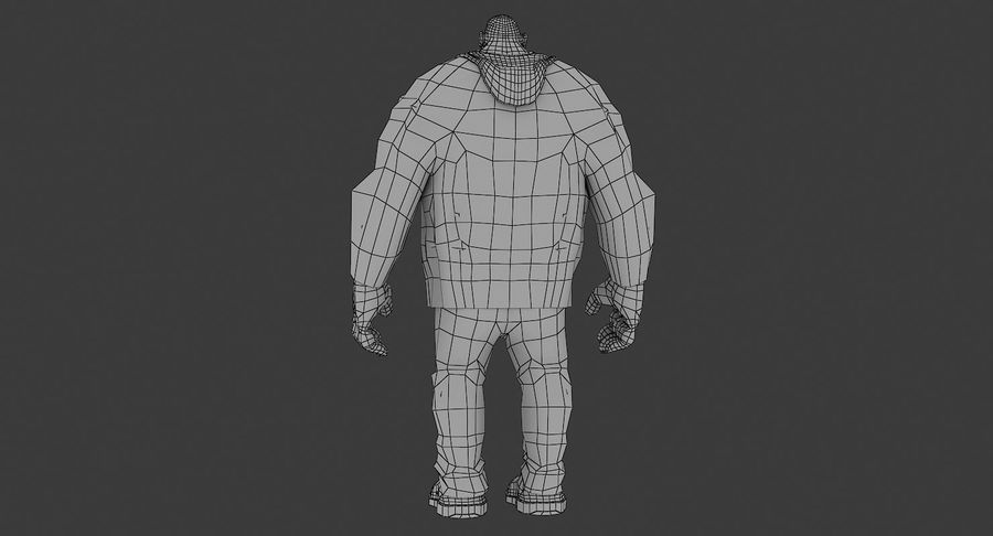 Schwer royalty-free 3d model - Preview no. 9