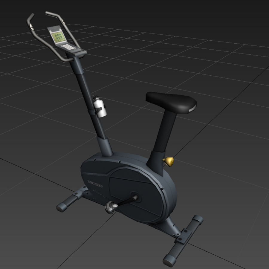 Heimtrainer royalty-free 3d model - Preview no. 2