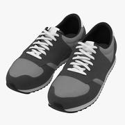 Chaussures de course 3d model