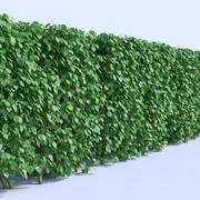 Arbustos 2 3d model