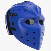 Hockey Mask 4 3D Model 3d model